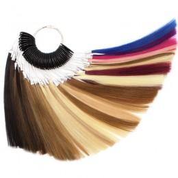 Farebný vlasový vzorkovník